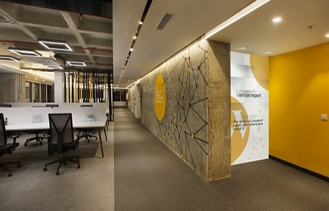 Avcı Architects, modern ofisler tasarlıyor!