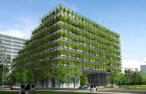 Enerji verimli binalara