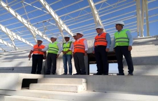 Karaman Şehir Stadyumu 2020'de tamamlanacak!