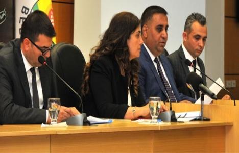 Tarsus Belediye Meclisi Ekim ayı toplantısı gerçekleşti!