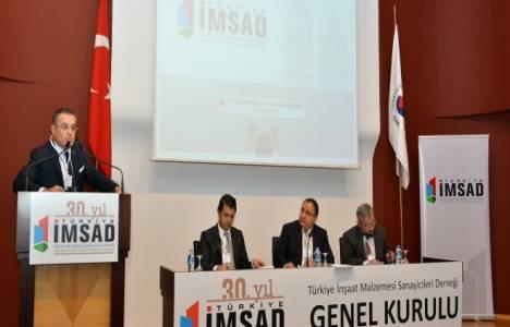 Türkiye inşaat malzemeleri sanayi ihracatla büyüyecek!