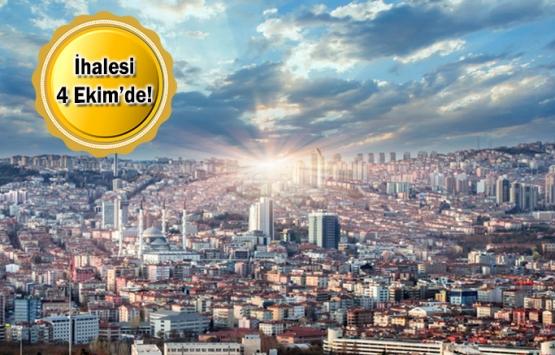 Ankara Büyükşehir'den 249.6 milyon TL'ye satılık 8 arsa!