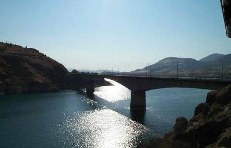 Malatya-Elazığ yeni köprünün