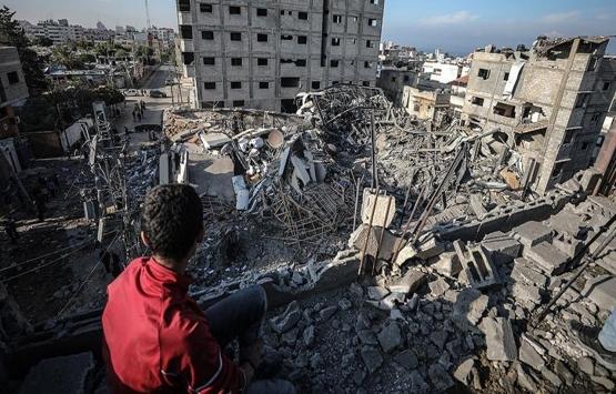 Ürdün'den İsrail'in Hımsa el-Bakia bölgesindeki yıkımlara kınama!