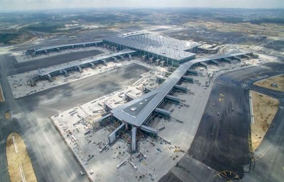 Yeni Havalimanı taşımacılık ihalesinin bedeli 702 milyona çıktı!