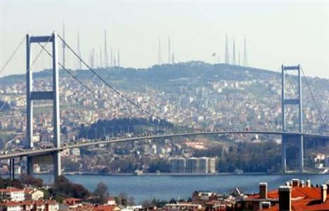 Boğaziçi Köprüsü ve Fatih Sultan Mehmet Köprüsü 540 gün onarımda!