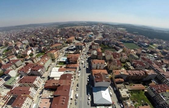 Arnavutköy 1/5000 ölçekli nazım ve uygulama imar planı tadilatı askıda!