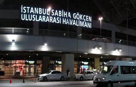 Sabiha Gökçen Havalimanı'nda hızlı ve kolay geçiş dönemi başladı!