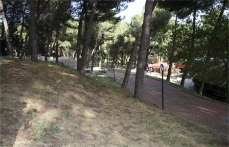Muhsin Yazıcıoğlu Parkı sosyal alan olacak!