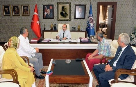 Trabzon Meydan Parkı ikinci etap için yer teslimi yapıldı!