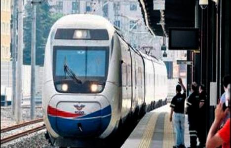 Yüksek Hızlı Tren Hattı, otobüslerinde yolcu sayısını artırdı!
