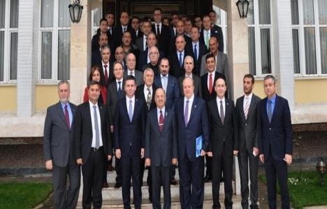 Ankaralı işadamlarından Kırıkkale çıkarması!
