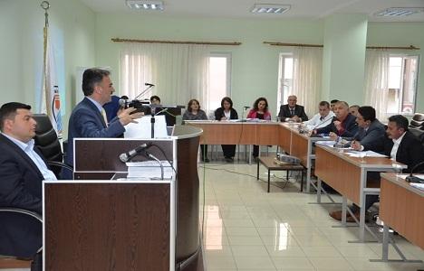 Gemlik Belediye Meclisi Şubat Ayı Toplantısı'nda arsa satışı konuşuldu!