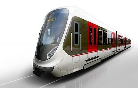 İzmir Metrosu'nda kullanılacak