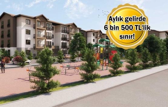 TOKİ'den emekliye 2021 fırsatı!
