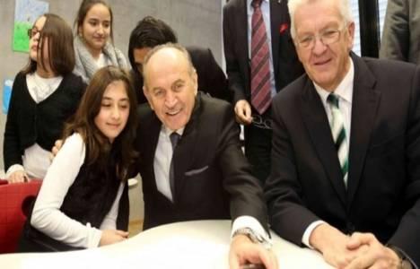 Mahmut Bayram İmam Hatip Ortaokulu'nun açılışı gerçekleştirildi!