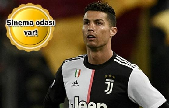 Cristiano Ronaldo'nun İspanya'daki 1.3 milyon sterlin villası!