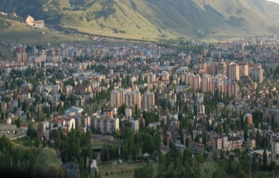 Erzurum'da 6 yılda