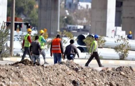 İnşaat sektöründe Mayıs 2016'dan sonra belgesiz işçi çalışmayacak!