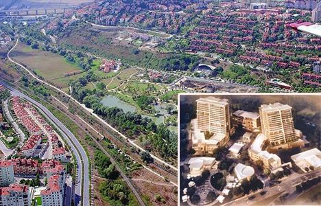 Atmaca Grup'tan Bahçeşehir Park ile gölete 1.7 milyon TL'lik daire!