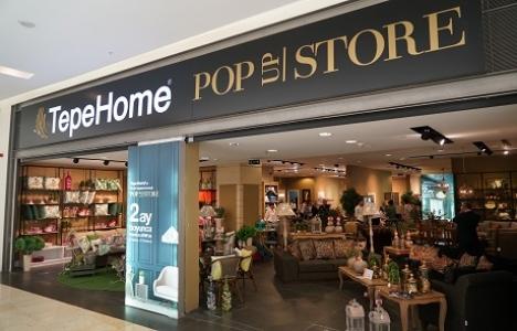 Tepe Home ilk 'Pop-up' mağazasını Ankara'da açtı!