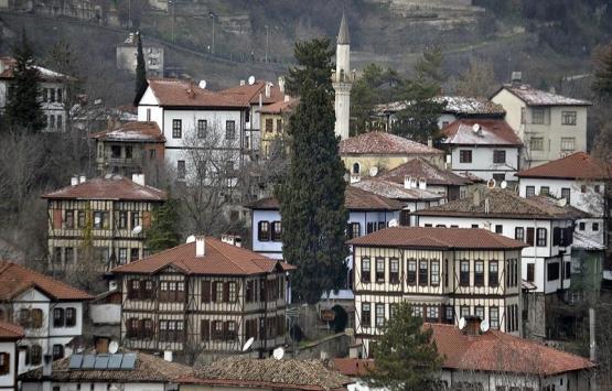 Safranbolu evleri mimarisiyle