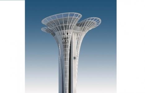 Antalya EXPO Kulesi'nin ihalesi yapıldı!