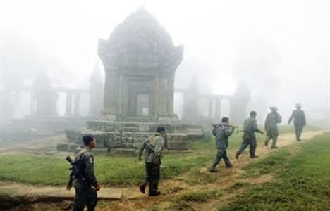 Kamboçya ve Tayland
