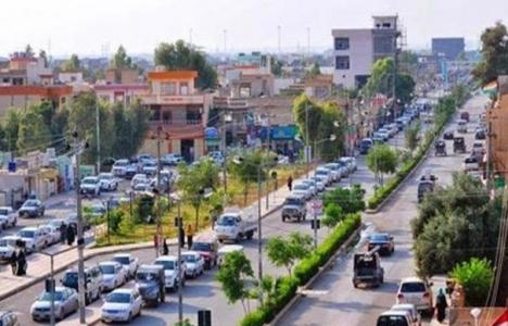 Irak Germiyan'da kürt olmayanlara tapu yok!