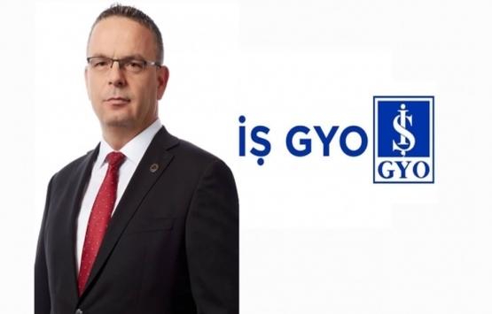 Sezgin Yılmaz, İş GYO Yönetim Kurulu Başkanı oldu!