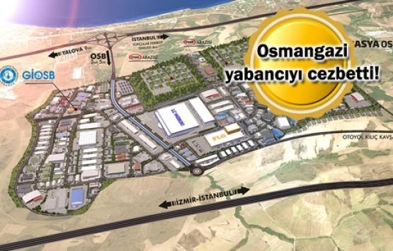 Yalova Avrasya OSB'ye yabancılardan 10 milyon metrekare ön alım talebi!