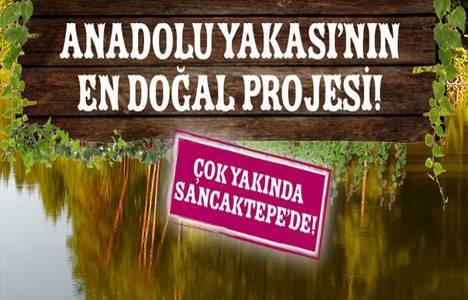 Sinpaş GYO Sancaktepe'de 900 konut inşa edecek!