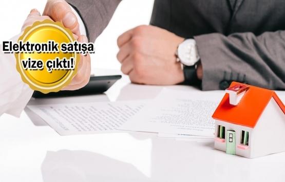 İnternetten ev satışına yeni düzenleme!