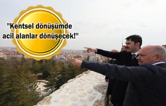 Murat Kurum: Sosyal