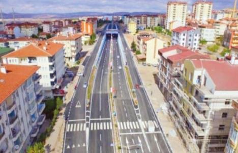 Nevşehir Şifa Meydanı Köprülü Kavşağı 39 günde tamamlandı!