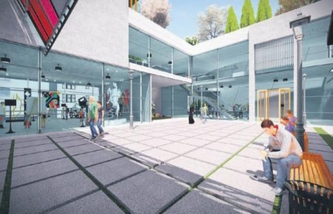 Bursa Molla Yegan'da kültür merkezi inşa edilecek!