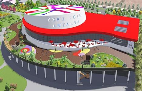 Avrupa'nın en büyük kongre merkezi Antalya'da inşa ediliyor!
