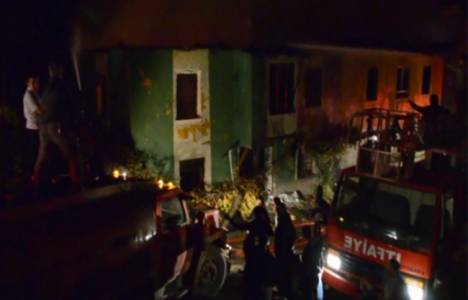 Malatya ve Çorum'da yangın çıktı!