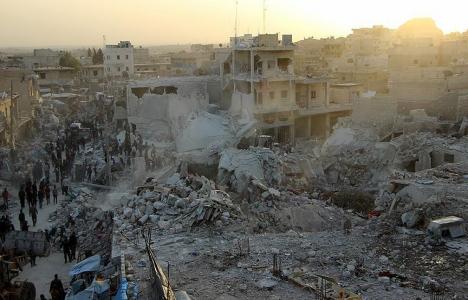 Suriye'deki sağlık merkezlerinin ve okulların yeniden imar edilmesi istendi!