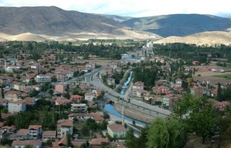 Tokat Turhal'da kentsel dönüşüm alanları incelendi!