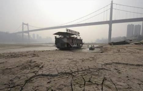 Türkiye'de kuraklık tehlikesi