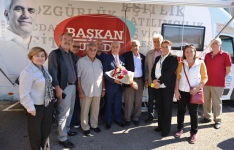 Nilüfer Kültür Mahallesi'ne yeni pazar yeri inşa edilecek!
