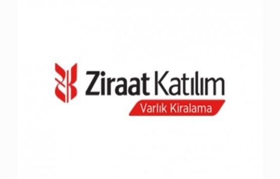 Ziraat Katılım Varlık Kiralama'dan 700 milyon TL'lik kira sertifikası ihracı!