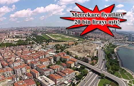 Zeytinburnu-Bakırköy-Ataköy hattı konut