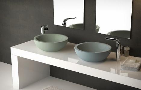 Vitrifiye ColorIsvea serisi ile banyolara yazı getiriyor!