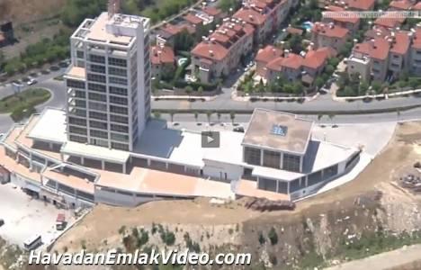 İşmekan Bahçeşehir'in havadan yeni videosu!