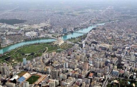 Adana'da 2016 yılında 2 bin 186 konut satıldı!