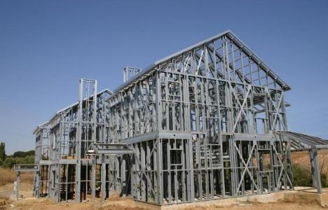 Çelik Yapı tesis
