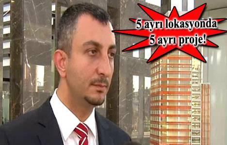 Tahincioğlu 2014'te 5 yeni projeye start verecek!