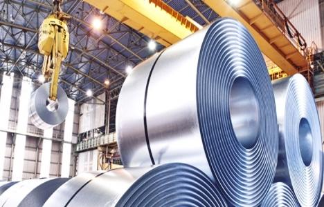 Çelik ihracatı yüzde